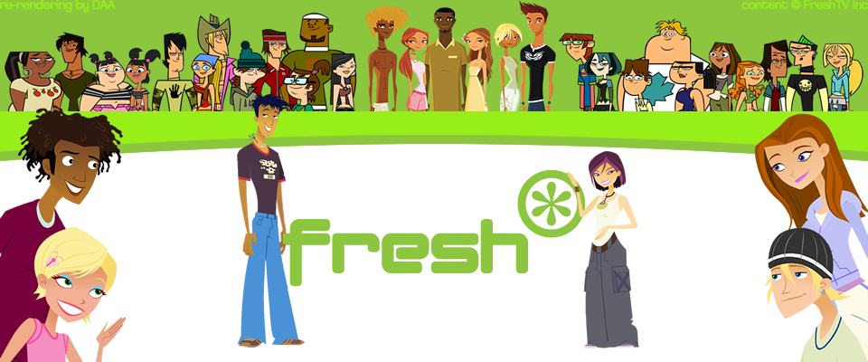 Banner Image for FreshTV Website 2013 by daanton