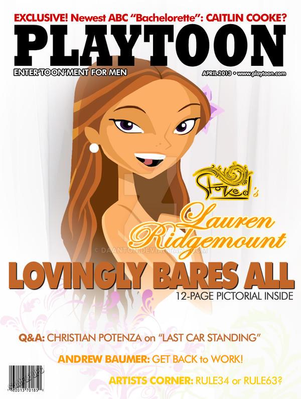 Lo Ridgemount Poses for Playtoon IDEA by daanton