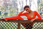 Ballerina in Autumn 2