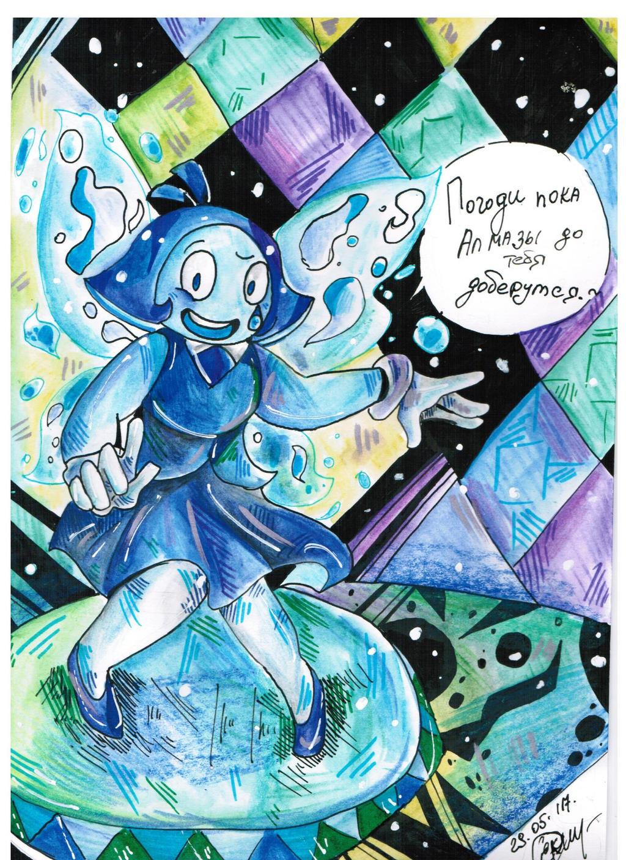 Steven Universe #72 by nikki-tyan-autobot