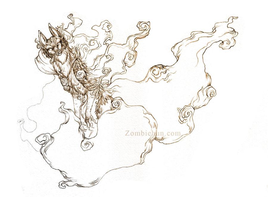 Free lineart01 by ZombieHun