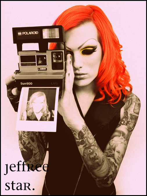 Jeffree Star. by h0f0sh0-x