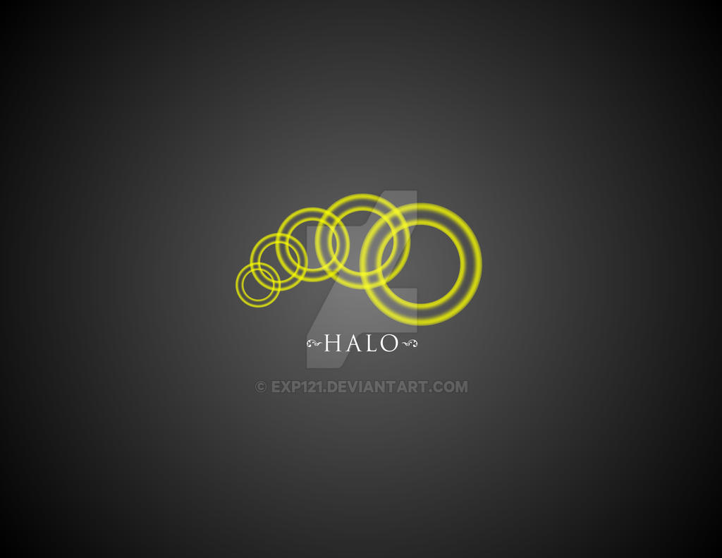 HALO Logo by exp121 on DeviantArt