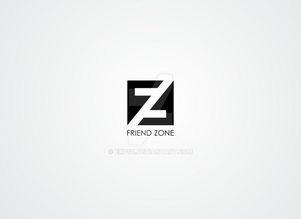 friend zone logo by exp121 on deviantart