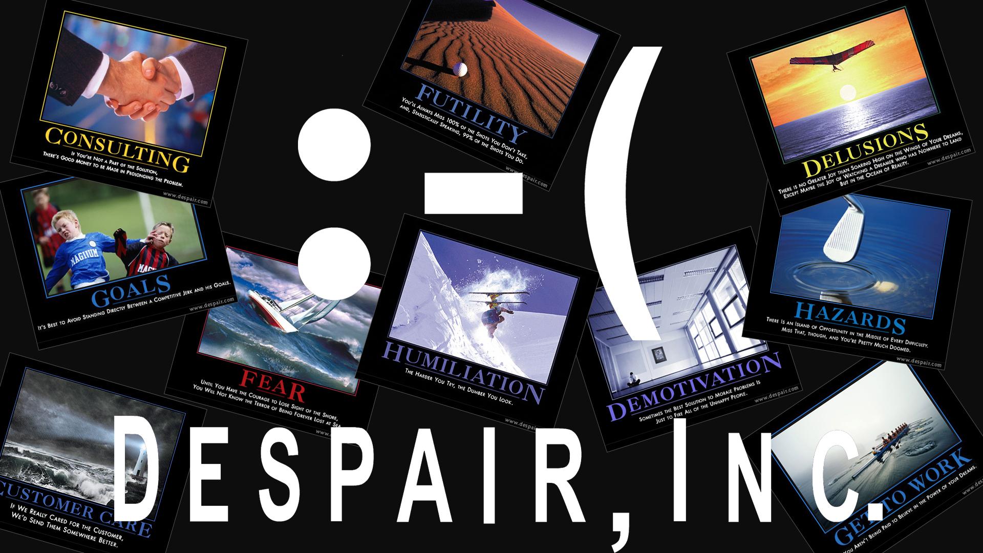 Despair collage 4 by grubygrub