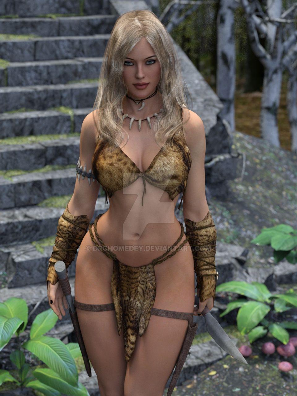 3d elf captured erotic pic