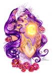 Magic Moon - DTIYS Challenge by Linelana