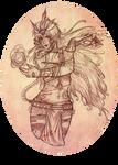 .OC. Calypso -sketch-