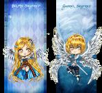 .Oc. Chibi ~Angels