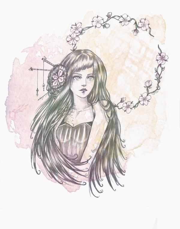 :Gift: Anna Mathilda by Linelana