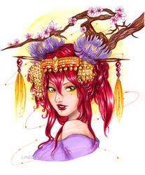:COM: Red Queen