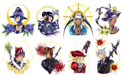 :COM: Final Fantasy XIV