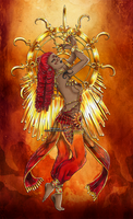:AT: Sacred Sun by Linelana
