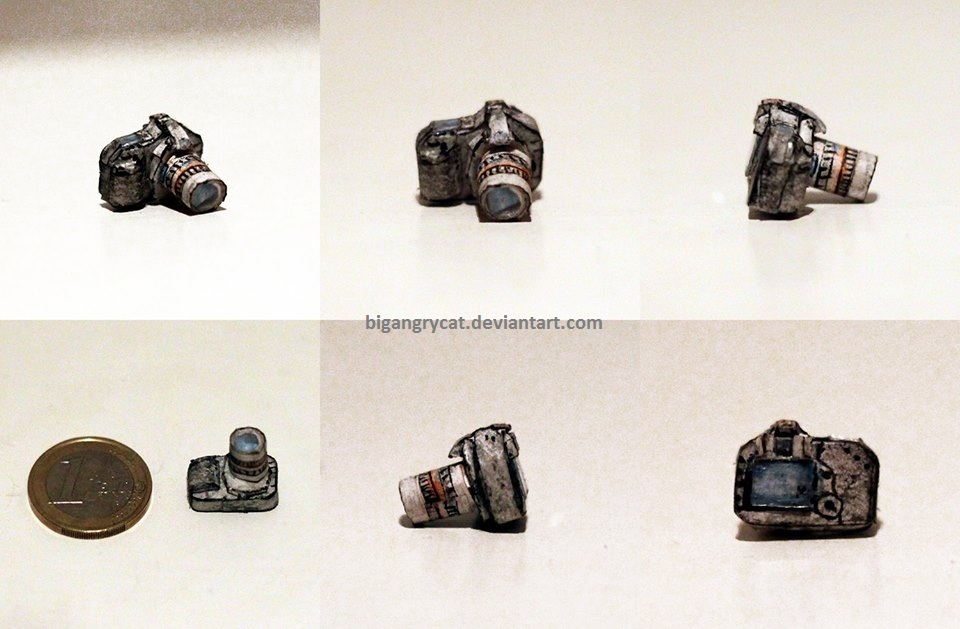 Canon Papercraft by BigAngryCat