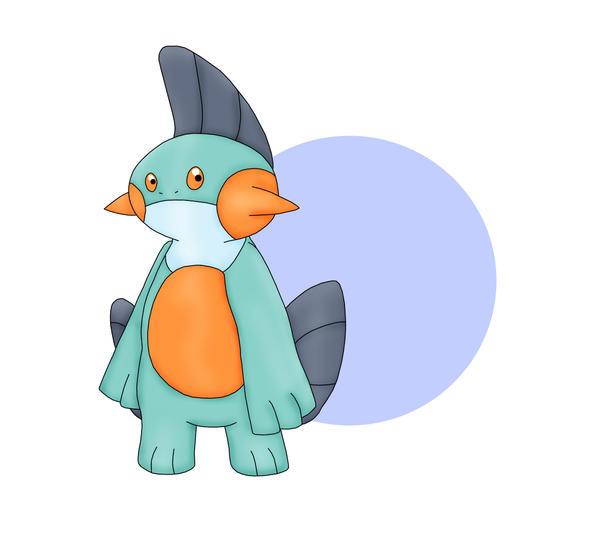 Pokemon Marshtomp
