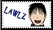 Stamp: Roy LAWLZ by Toasty-Coconut