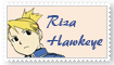 Stamp: Riza Hawkeye