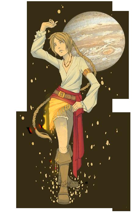 09 Sagittarius by NineThousandOnes
