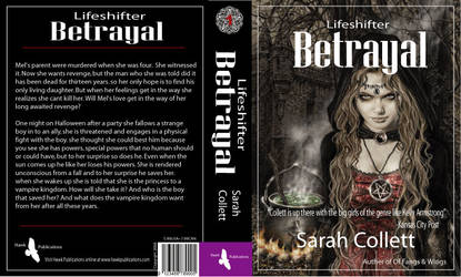 Another Book Cover by sarahcollett