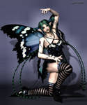 Gothic Buterfly 2