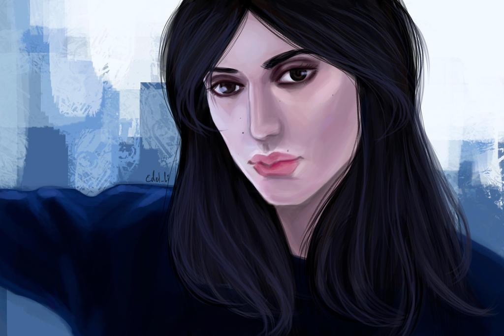sketch by AlinaUrsova