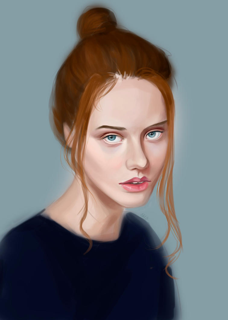 study work by AlinaUrsova