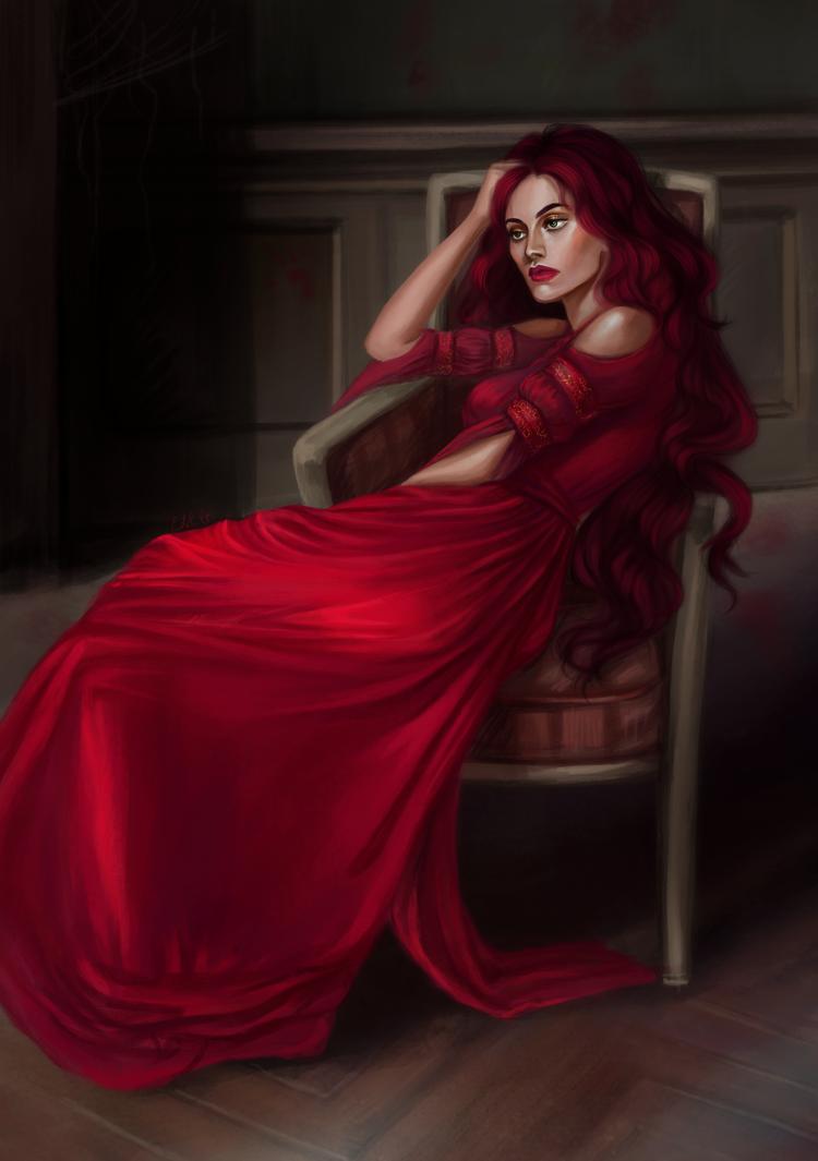 Blood Diamond by AlinaUrsova