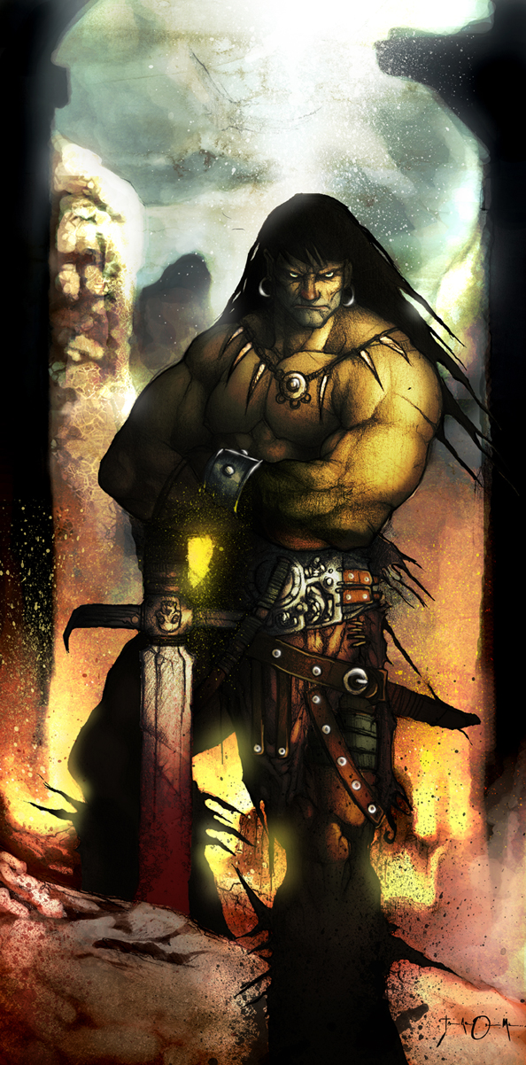 Age of Conan by Goretoon