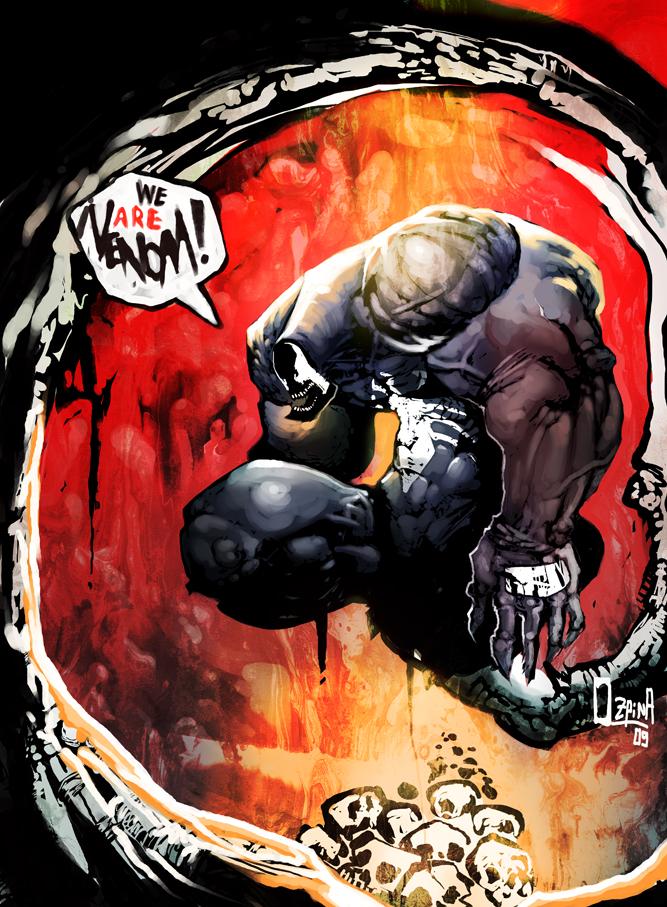 we are venom by Goretoon
