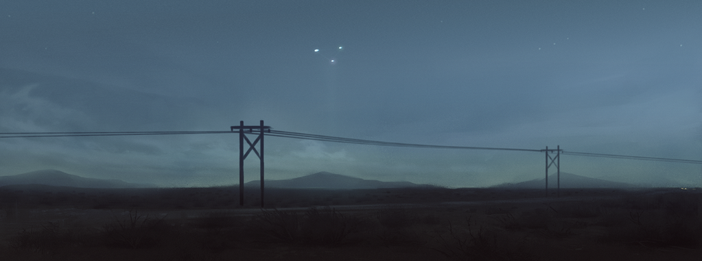 Lights by Goretoon