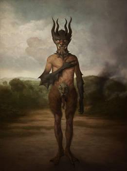 Portrait of Evilness
