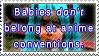 Baby cosplay, eww by MissLaria