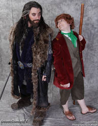The burglar and the Dwarf lord
