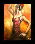 Flamenco I by DR4eva