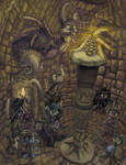 Imbecilers of the tomb