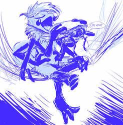 twitter sketch 17: Aevsivs