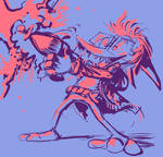 twitter sketch 25: tony quacker