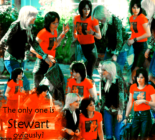 Stewart by AmericanFamous