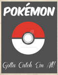 Pokemon WWII-Style Poster