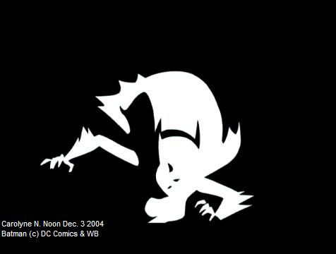 Shadowed Batgirl by The-Batgirl-Club