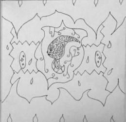 zentangle  by Eve-The-Emoji-Domo