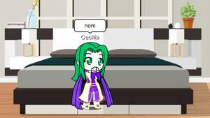 Cecilia Eats prince