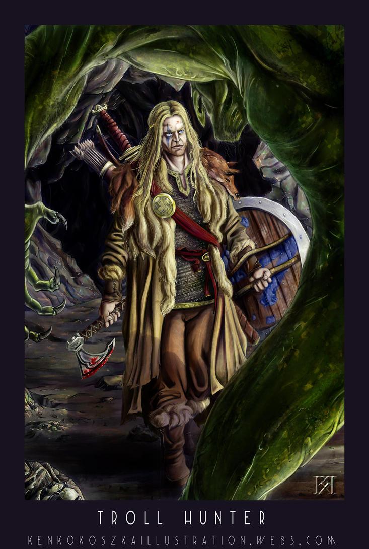 The Troll Hunter by KenKokoszka