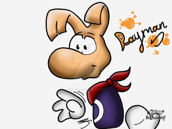 Rayman. by Bellelina-64