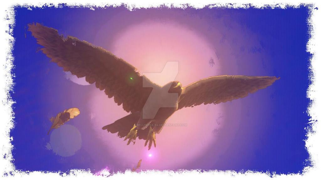 Eagle. by Bellelina-64