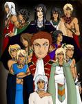 Original - Bearers of Life by FantomeFumee