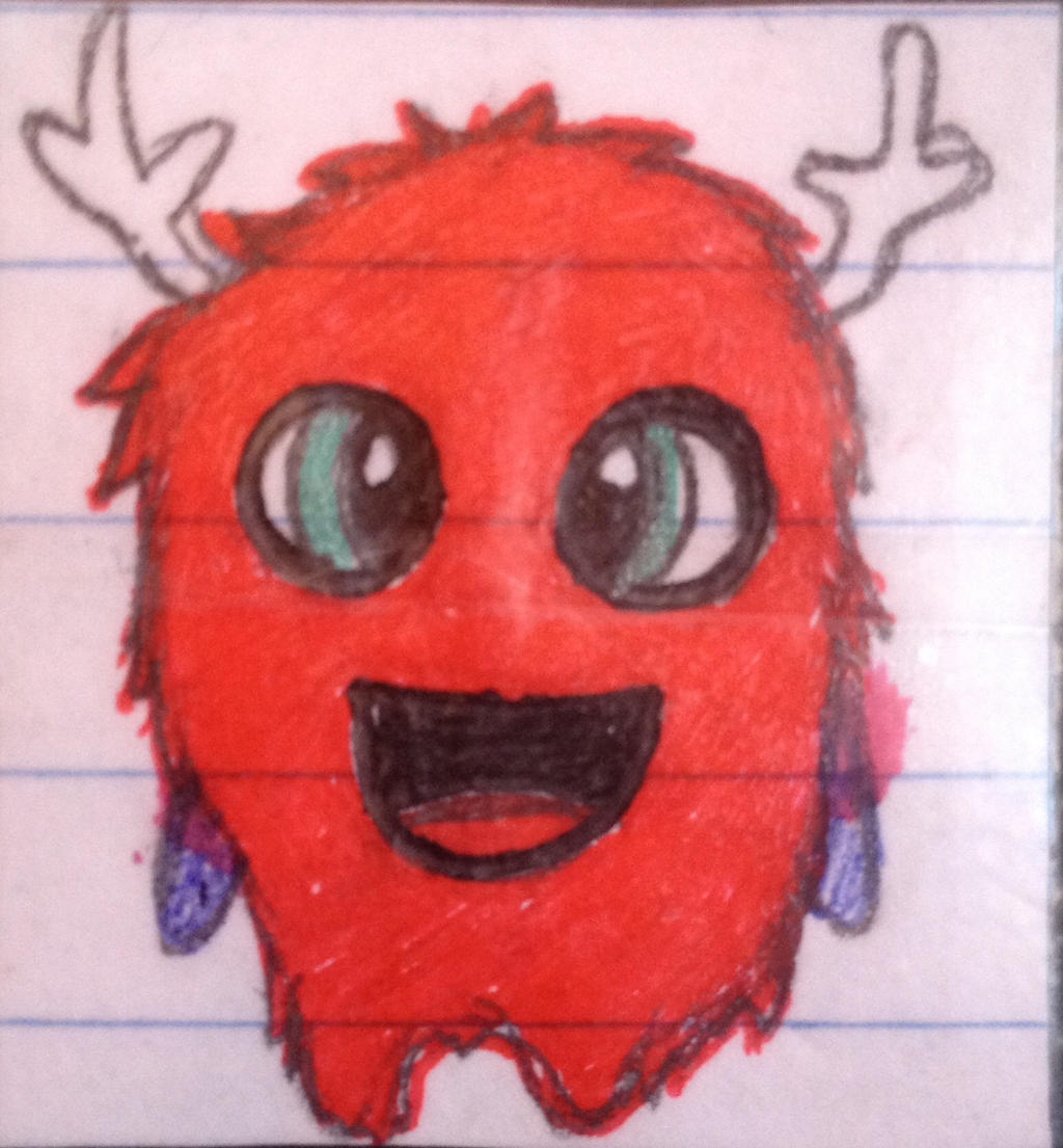 Class Dojo Moose Monster By Philosopherfear On Deviantart
