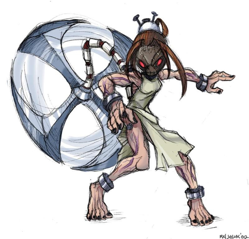 Painwheel by Naorui