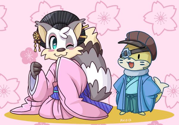 kimonokemono by Naorui