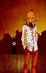 Samhain And Skullcat by SAMHALLEN